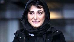 عکس جنجالی باران کوثری در پشت صحنه ملکه گدایان + عکس دیده نشده