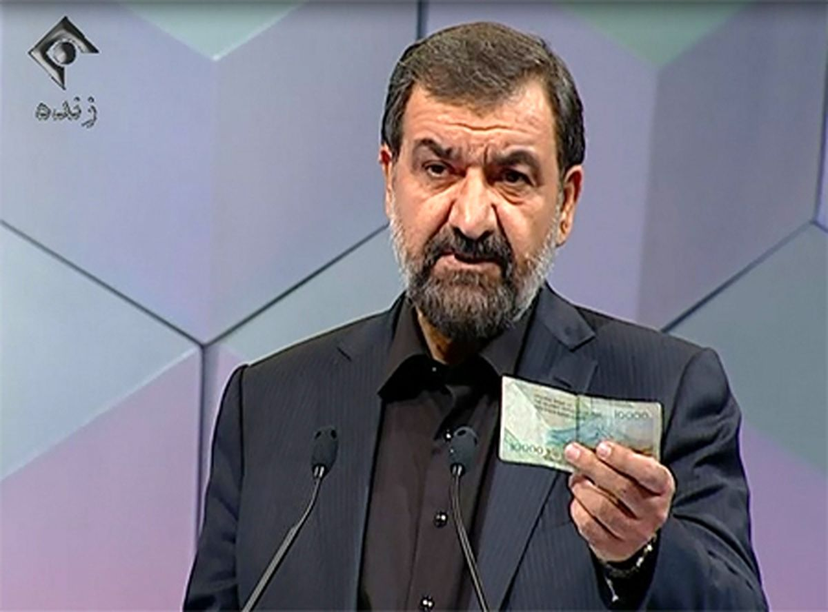 محسن رضایی : دولت من دولت اقدام و تحول است /  به زنان خانهدار حقوق میدهیم