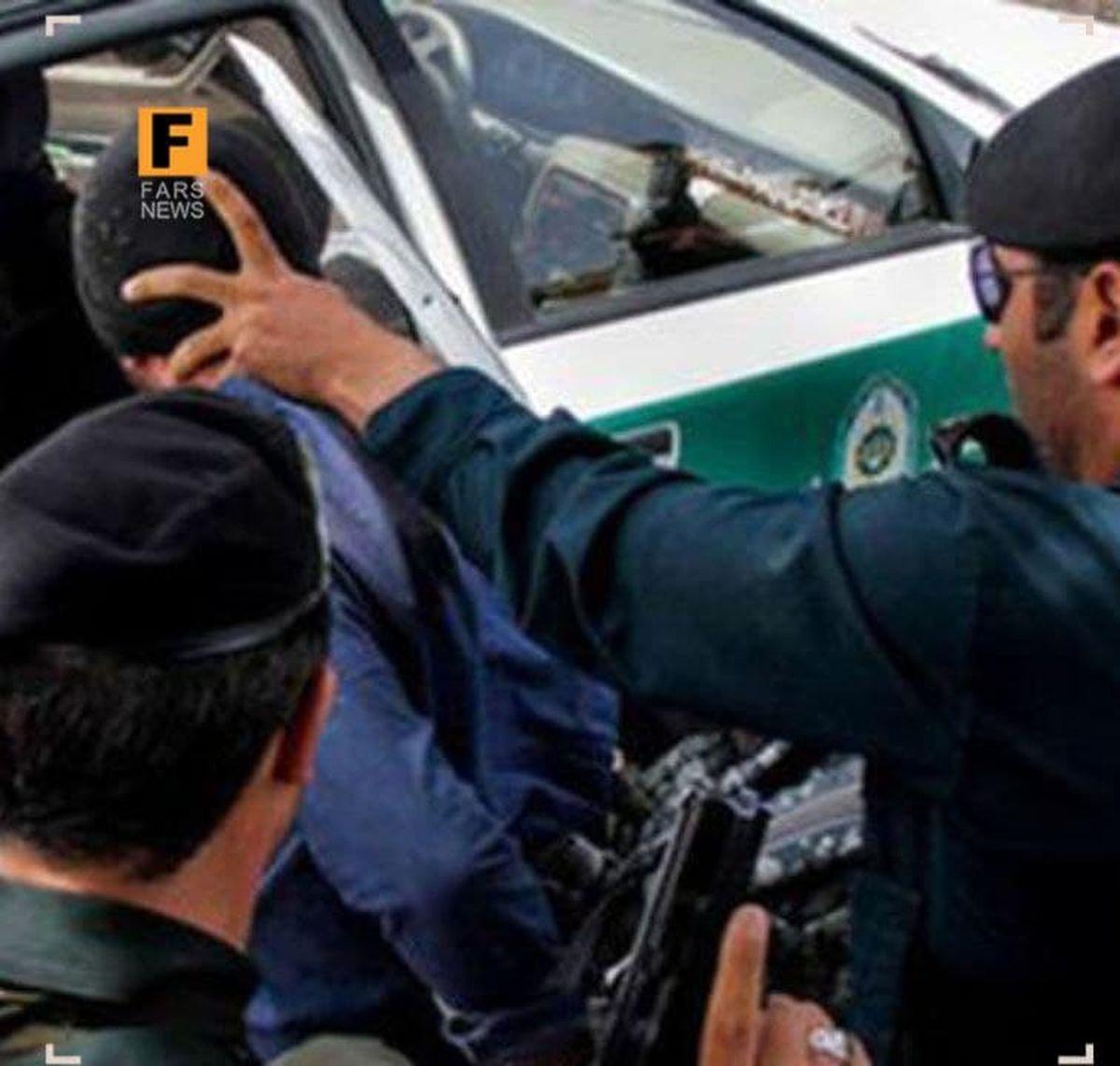 زد و خورد مسلحانه باند قاچاقچیان با مأموران انتظامی| در ایذه اتفاق افتاد