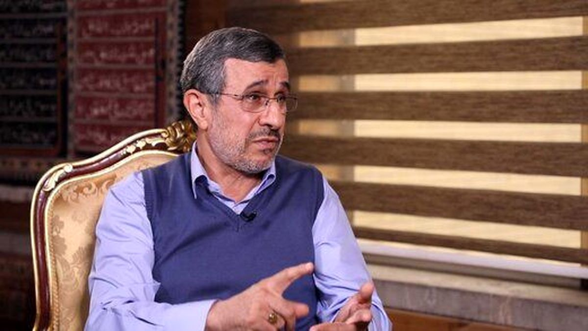 ادعای احمدی نژاد : مسئولان جمهوری اسلامی جزیره خریده اند + ویدئو