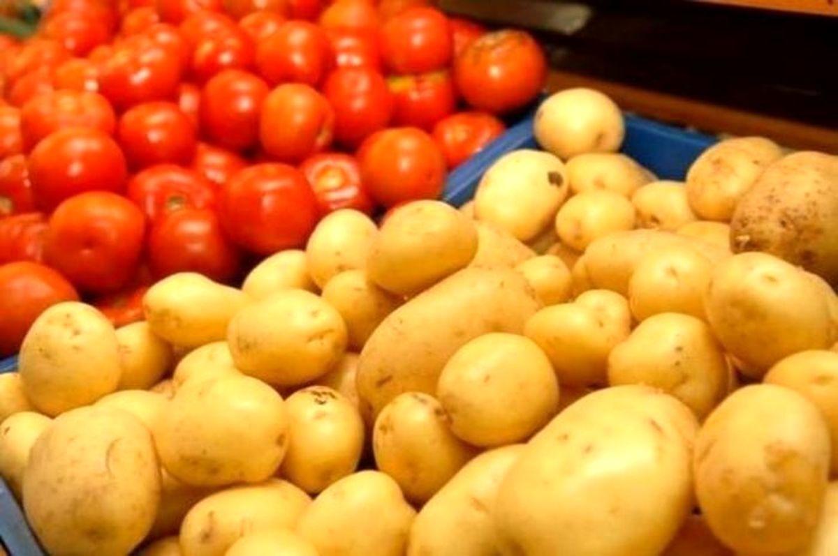 افزایش عجیب قیمت گوجه و سیب زمینی