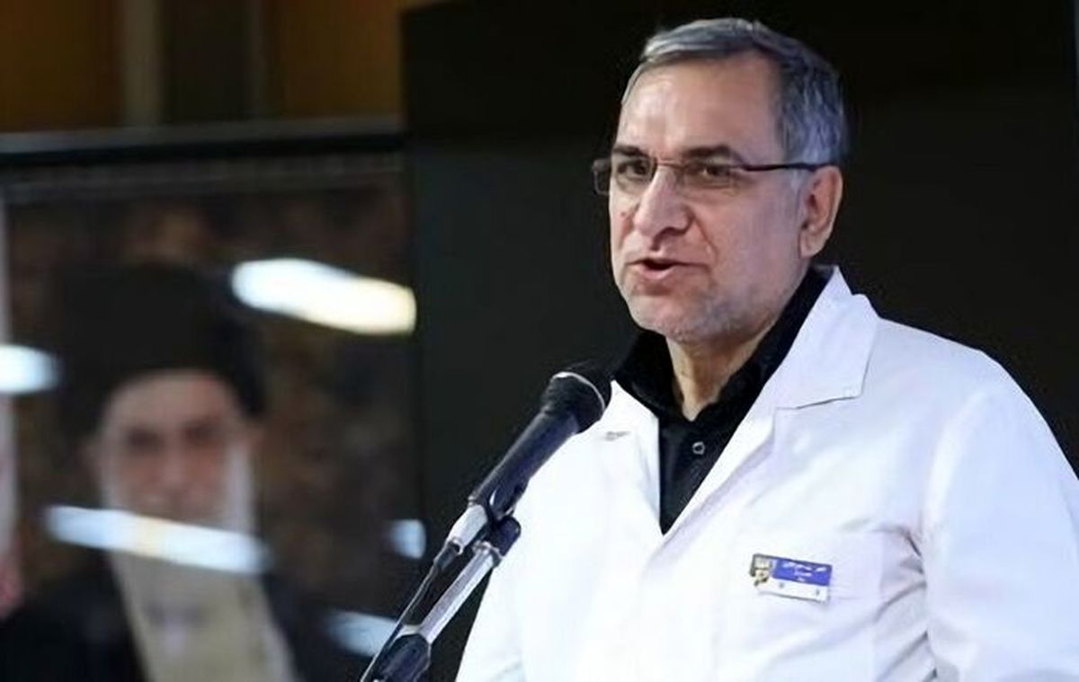 وزیر بهداشت از پایان کرونا گفت