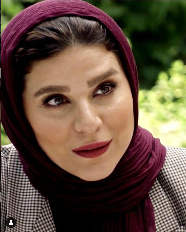چهره خون آشام و چشمان وحشتناک سحر دولتشاهی+ عکس