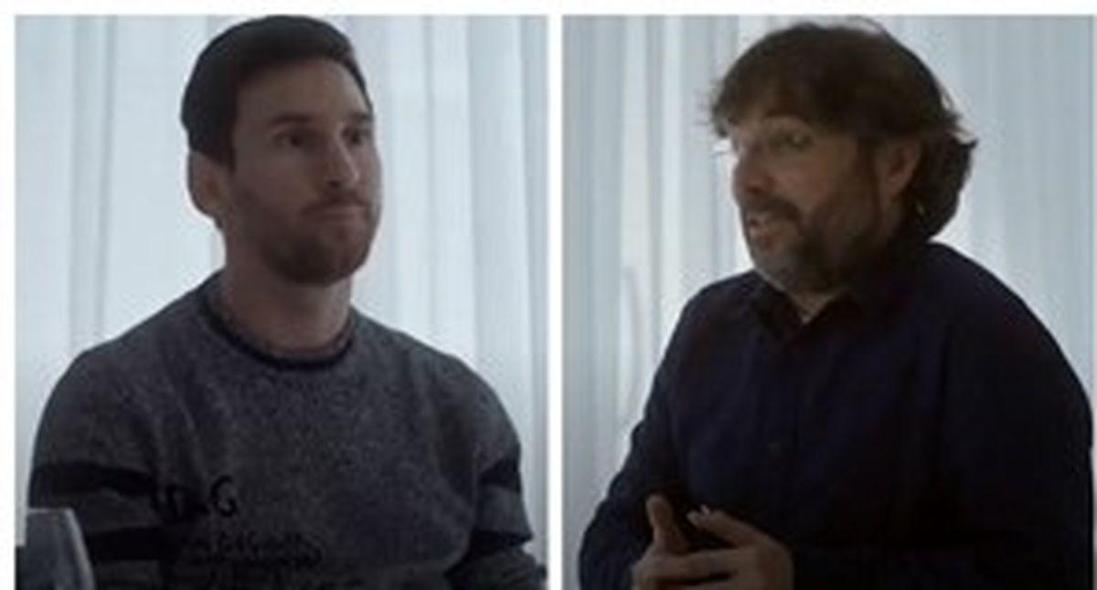 مسی: تا پایان فصل صبر می کنم + مصاحبه کامل مسی با لاسستا