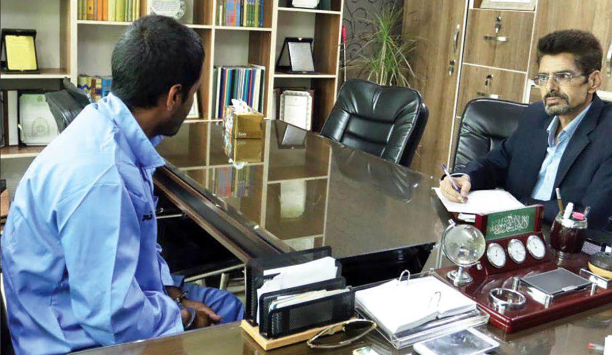 اعتراف آدمکش باند مخوف پلنگ سیاه در مشهد