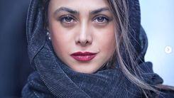 تیپ اسپرت خاص آزاده صمدی در جشنواره جهانی