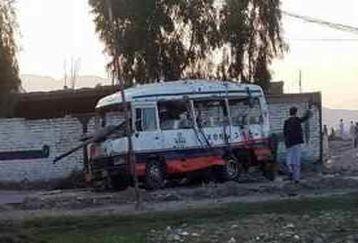 فوری  انفجار وحشتناک بمب در جلال آباد+ جزئیات