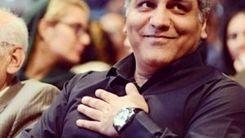 صورت پیر مهران مدیری بعد از ابتلا به کرونا| تصویر شوکه کننده