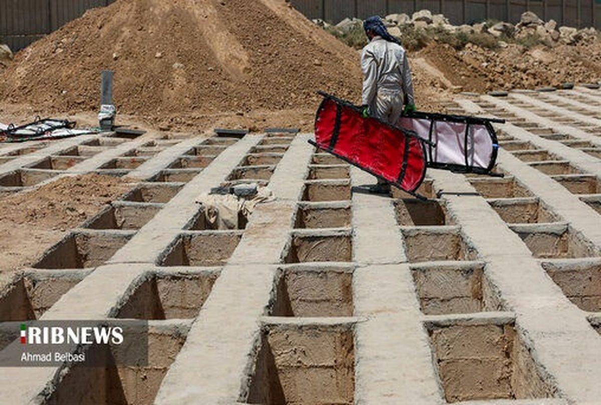آمار فوتی های کرونا در تهران چقدر شد؟