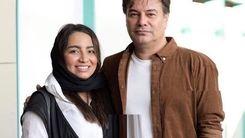 عکس لو رفته از خوشگذرانی پیمان قاسم خانی و همسرش