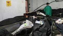چند عکس تکان دهنده از اجساد کرونایی در ایران