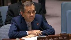 هشدار تخت روانچی در سازمان ملل درباره پیامدهای تحریم