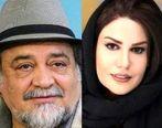 ازدواج رز رضوی با محمدرضا شریفی نیا؟! + عکس