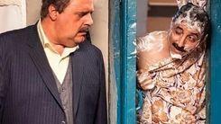 هومن برق نورد بازیگر سریال دودکش از همسرش رونمایی کرد