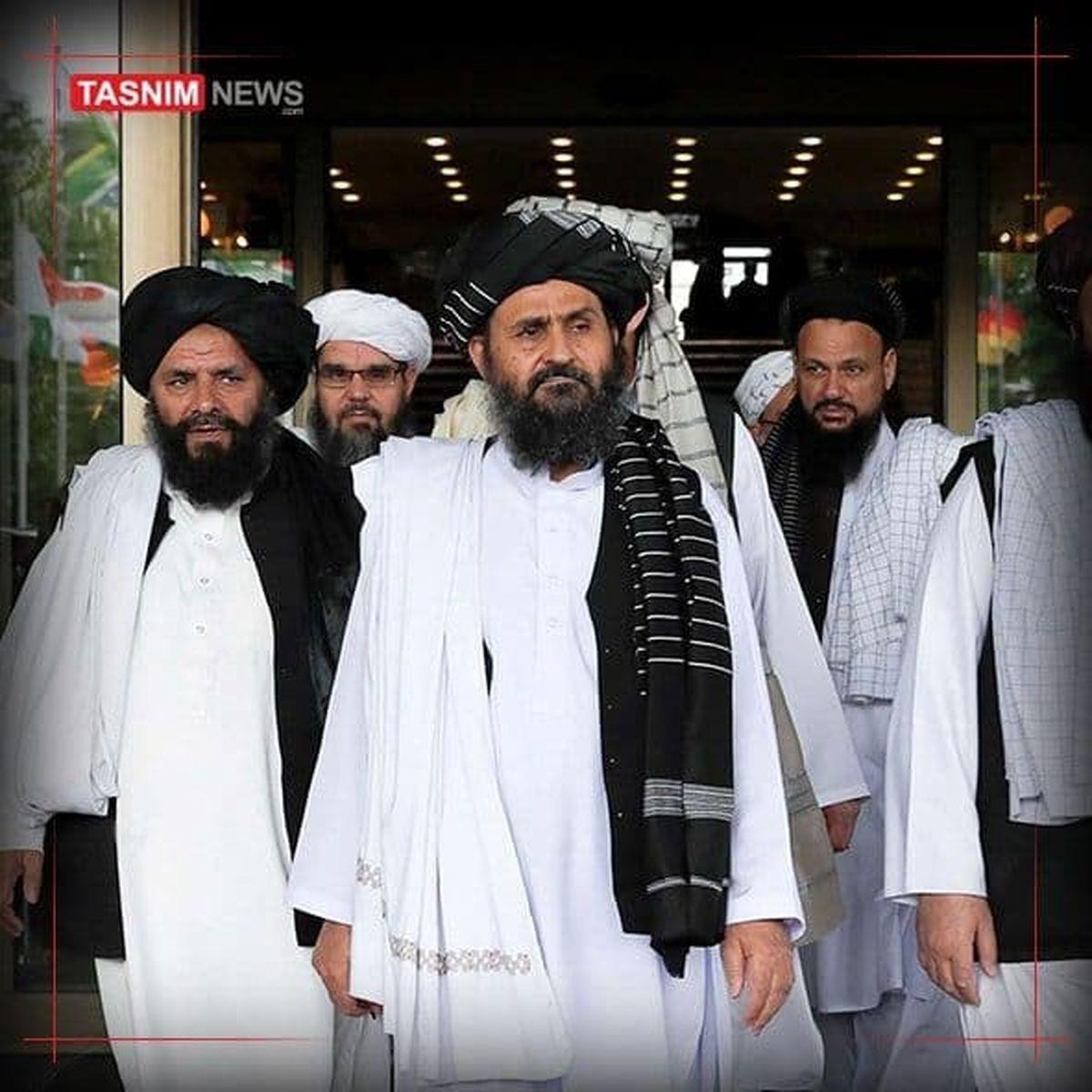 ملا عبدالغنی برای تشکیل دولت جدید وارد افغانستان شد