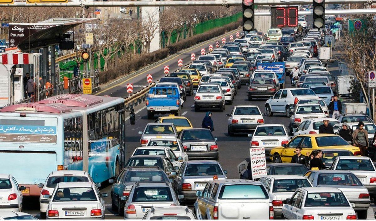 جریمه خودروهای ناقض محدودیت تردد چقدر هست؟